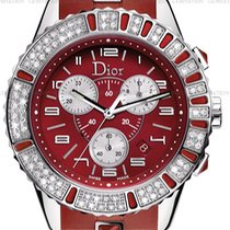 Dior Christal Chronograph CD11431BR001