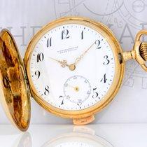 andere Marken Heure Chronometre Répétition Taschenuhr 585er...
