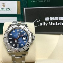 勞力士 (Rolex) Cally - USED 116622 Yacht-Master BLUE Dial [2016 888]