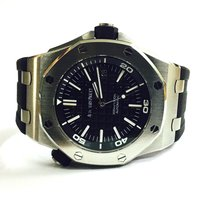 Audemars Piguet Royal Oak Offshore Diver Black Dial