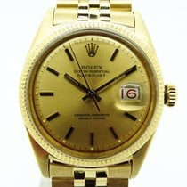 Rolex Datejust 6605 Yellow Gold