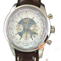 Breitling Transocean Chronograph Unitime AB0510U0.A732.757P.A2...