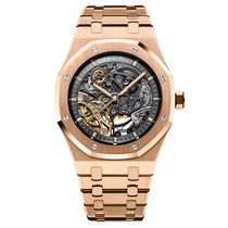 Audemars Piguet Royal Oak Double Balance Wheel Openworked Rose...