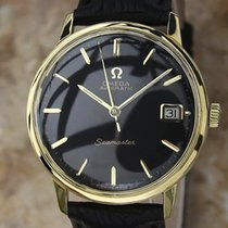 Omega Seamaster Calibre 565 Men's Gold Plate Automatic...