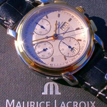Maurice Lacroix Chronograph CRONEO, Stahl/18K-Gold