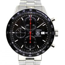 TAG Heuer Carrera Cv2014.ba0794 Steel, 41mm