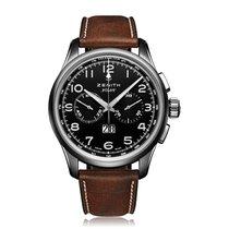 Zenith Pilot Big Date Special Mens Watch 03.2410.4010/21.C722