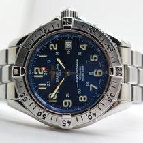 Breitling Superocean 1000m A17040 blue