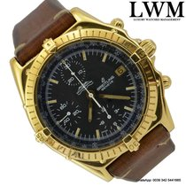 Breitling Chronomat 81950 yellow gold 18KT prototype AOPA Full...