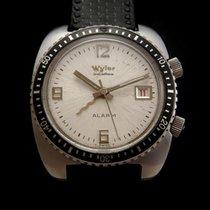 Wyler Alarm Diver Incaflex Men's Wacth 60's