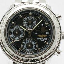 "Breitling ""Astromat 1461 Chronograph"" 4 year calendar...."