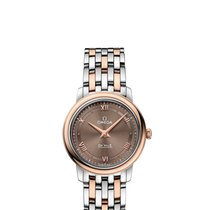 Omega 42420276013001 De Ville Prestige Quartz Ladies Watch