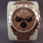 Rolex daytona everose/pink gold 116505