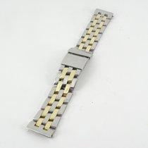 Breitling 20mm bicolor pilot bracelet (chrono / duog)