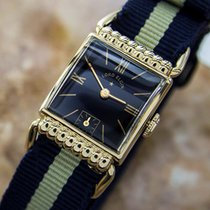 Elgin Rare Mid Size  Antique Watch Circa 1930 Swiss Driver...