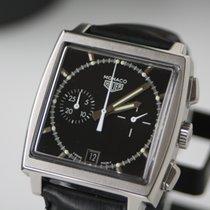 TAG Heuer Heuer Monaco Classic Chronograph  Series 1 Re-Editio...