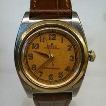 Rolex vintage 1949 BUBBLE BACK ref 2940 chronometer 966.05