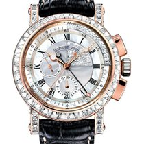 Breguet Brequet Marine 5829 18K Rose Gold & Diamonds...