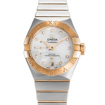 Omega Watch Constellation 127.20.27.20.55.001