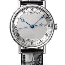 Breguet Brequet Classique 9067 18K White Gold Ladies Watch