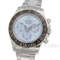 ロレックス (Rolex) Cosmograph Daytona Ice Blue Diamond Index...
