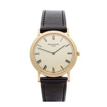 Patek Philippe Calatrava 18k Yellow Gold Ladies - COM1002