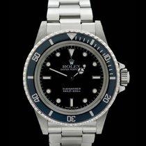 Rolex Submariner -No Date- Ref.: 5513 - Box/Papiere - Jahr:...