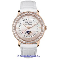 Blancpain Women Collection Moon Phase Complete Calendar...