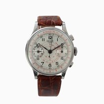 Heuer Vintage Telemetre Chronograph Valjoux 23