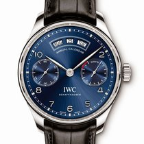 IWC iw503502 Portugieser Annual Calendar 44.2mm Automatic in...