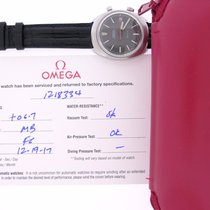 Omega Genève Chronostop - Unpolished - Factory Service & Warranty