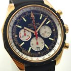 Breitling Navitimer Chrono Matic 49 Roségold Limited Lagernd B+P