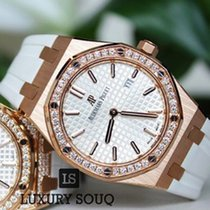 Audemars Piguet Royal Oak Lady Quartz 33mm Rose Gold