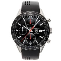 "TAG Heuer ""Carrera"" Automatic Chronograph"