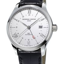 Frederique Constant Men's Classics Index GMT Watch