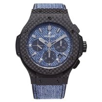 Hublot Big Bang Jeans Carbon 44 mm