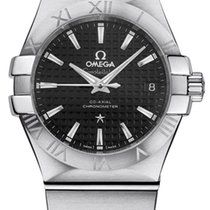 Omega Constellation Co-Axial Automatic 35mm 123.10.35.20.01.002