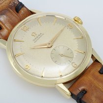 Omega Automatic 585 Gold Cal 491 Vintage 2898SC