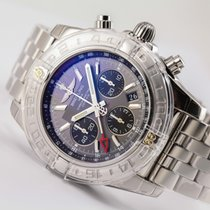 Breitling Chronomat 44 GMT Grey Dial