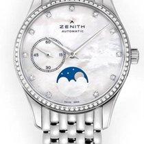 Zenith 16.2310.692 Ultra Thin Lady Moonphase Elite Diamonds 33 mm