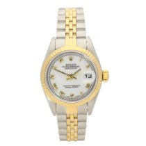 Rolex Datejust 69173 - Lady's Watch - White Dial 1999