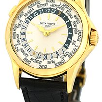 "Patek Philippe Gent's 18K Yellow Gold  ""World Timer&#3..."