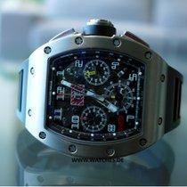Richard Mille Felipe Massa Titanium Chronograph - RM011 AK Ti