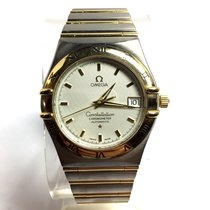 Omega Constellation Chronometer Automatic 18k Gold & Steel...