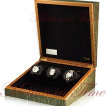 Orbita Four Aces Artisan Collection 3 Watch Winder - Inlaid...