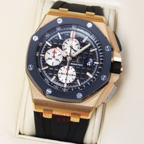 オーデマ・ピゲ (Audemars Piguet) Royal Oak Offshore Rose Gold 44mm...