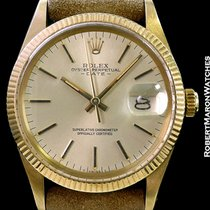 Rolex 15037 Oyster Perpetual Date 14k Automatic
