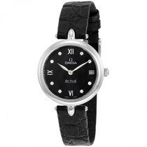 Omega Ladies 42413276051001 De Ville Prestige Watch