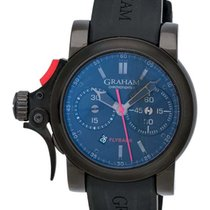 Graham Chronofighter Trigger Fly-back Men's Watch – 2TRAB.B10A...