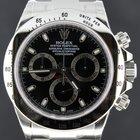 Rolex Daytona Steel,Black Dial (B&P-40MM) 116520